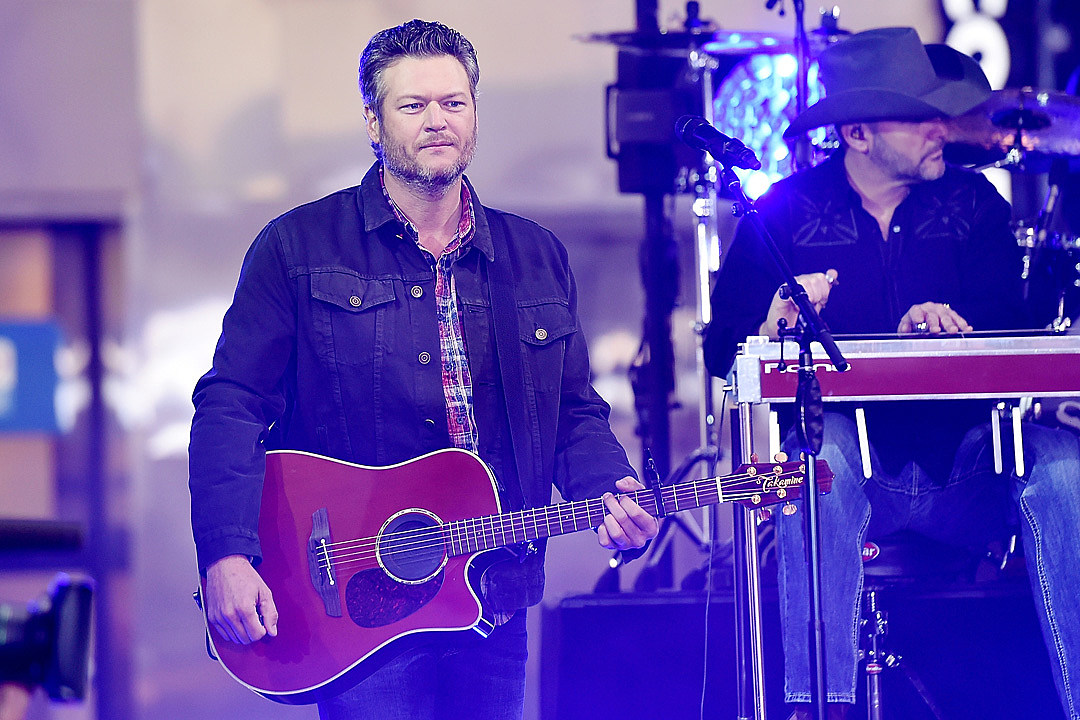 Blake Shelton-Brother-Richie