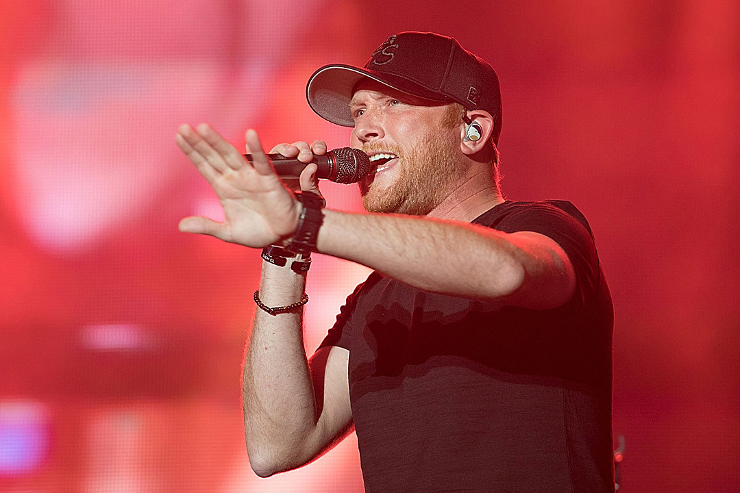 Cole Swindell Is Learning to Roll With the Punches