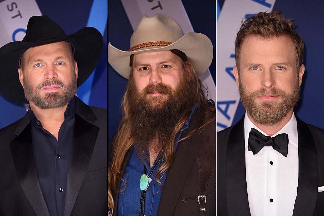 Country Beards CMA Awards
