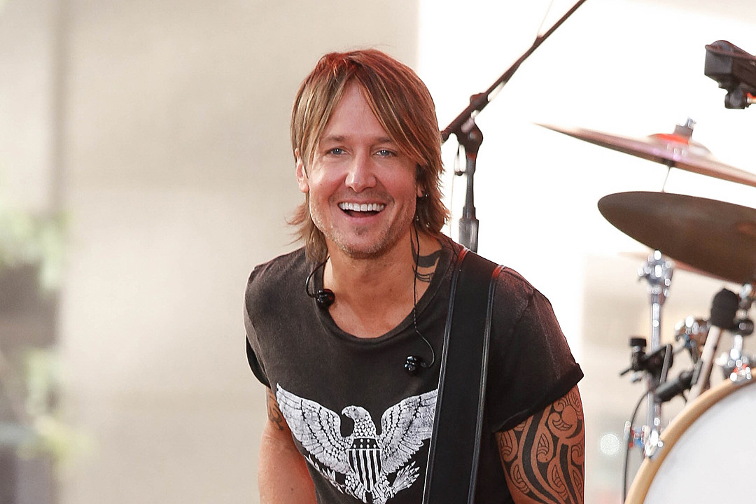 Keith Urban's First Thanksgiving in the United States Was 'Insane': 'I've Never Seen So Much Food'