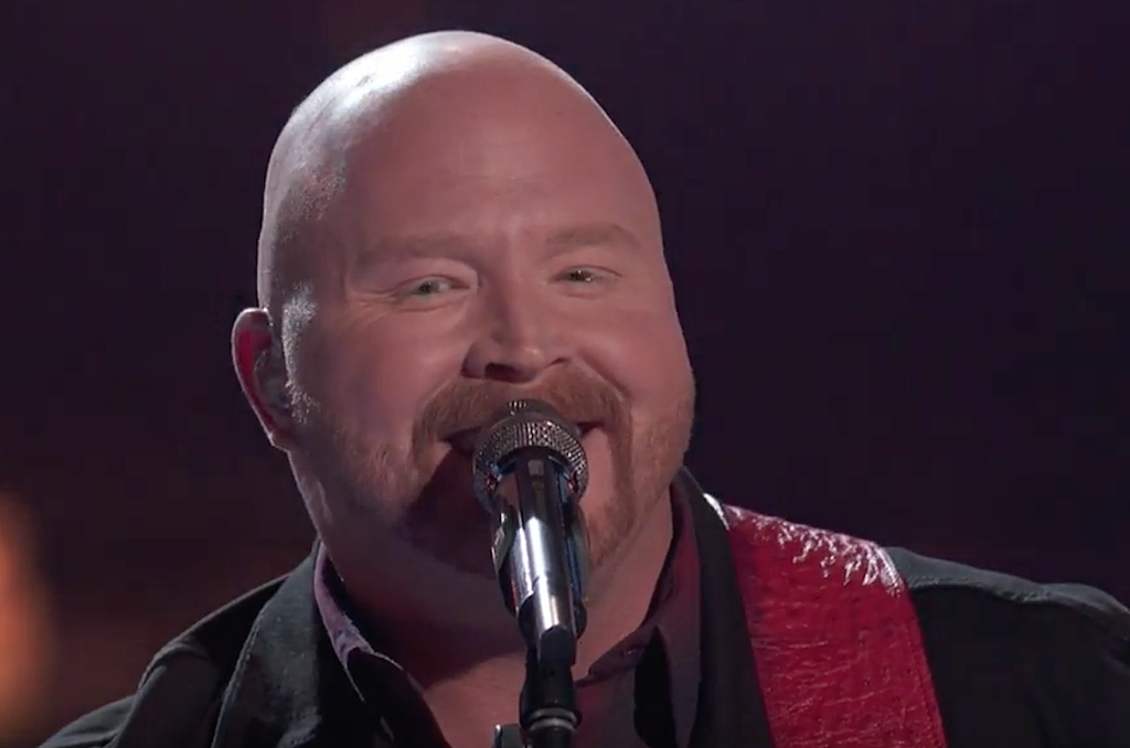 'The Voice': Red Marlow Makes it Through