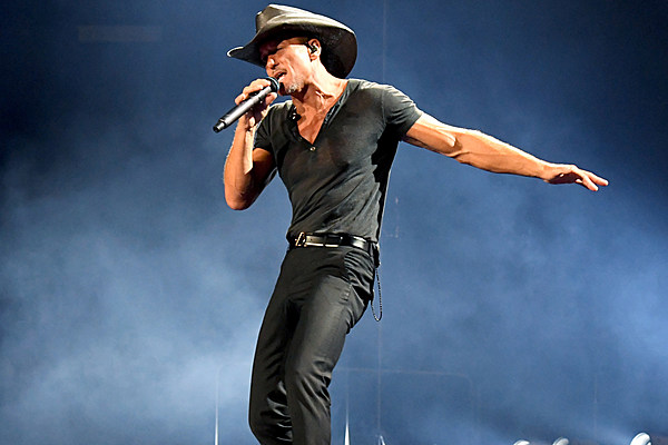 Tim Mcgraw S Old Tour Bus Is For Sale