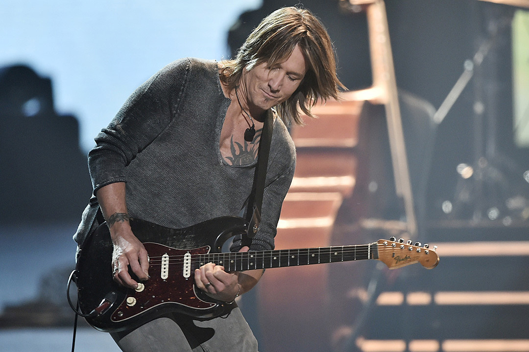 Keith Urban Brought A Marching Band Onstage In Nashville