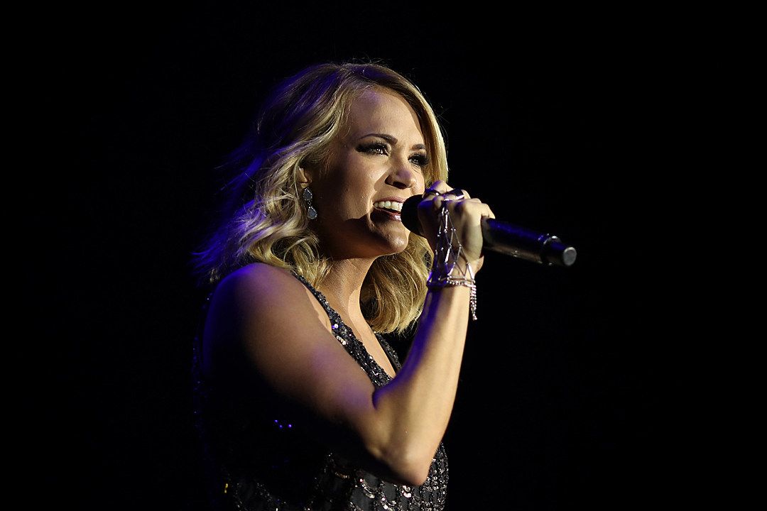 Can Carrie Underwood Become The Champion Of The Top 10 Videos