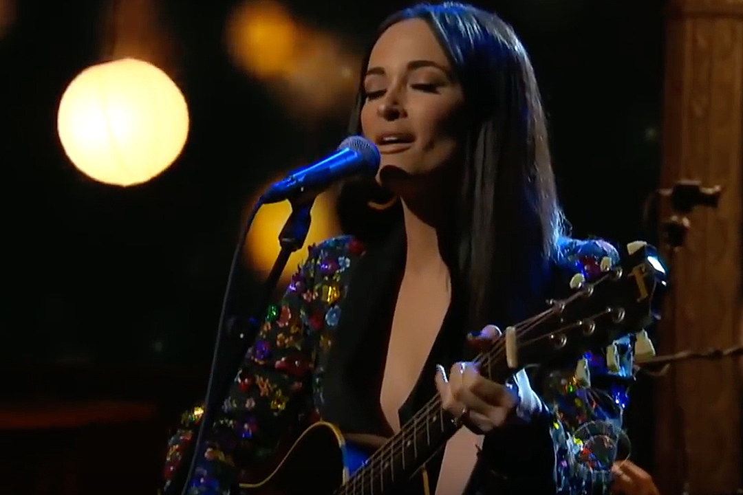 Kacey Musgraves Simmers On Colbert With Slow Burn Watch