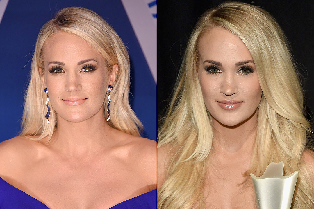 6 Months After Accident, Carrie Underwood Is Still Beautiful