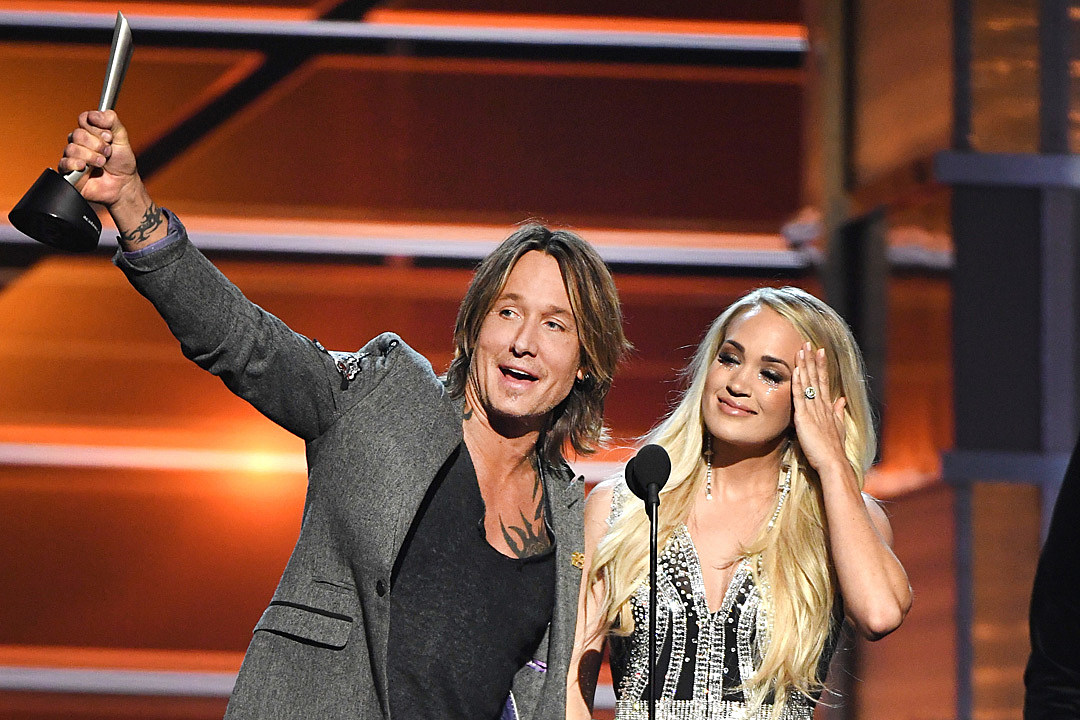 Keith urban and carrie underwood fight their way to acms vocal keith urban and carrie underwood fight their way to acms vocal event of the year m4hsunfo