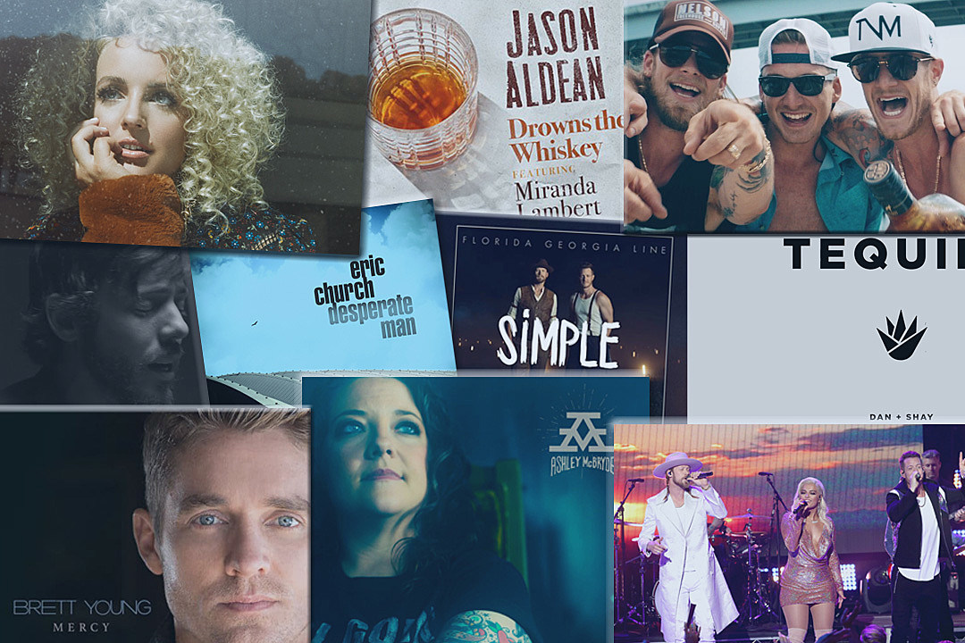 Top 10 Country Songs of 2018