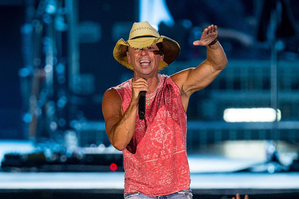 Kenny Chesney\'s \'Get Along\' Makes Billboard Chart History