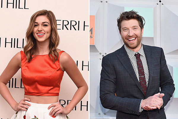 Brett eldredge dating the duck dynasty girl