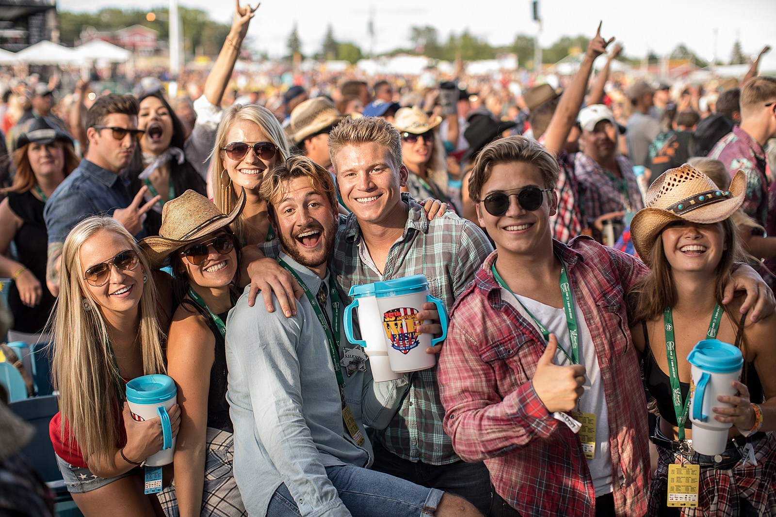 How To Live Like Royalty At We Fest