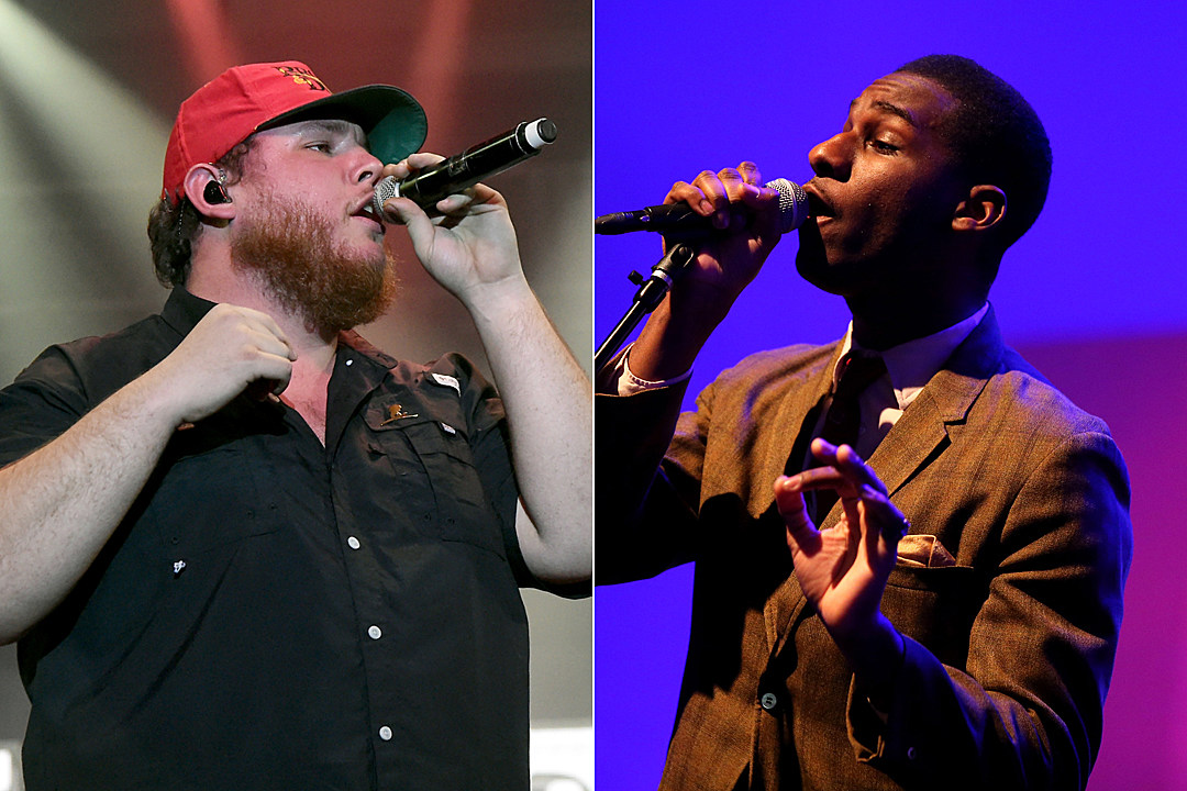 Luke combs and leon bridges to join forces on cmt crossroads m4hsunfo