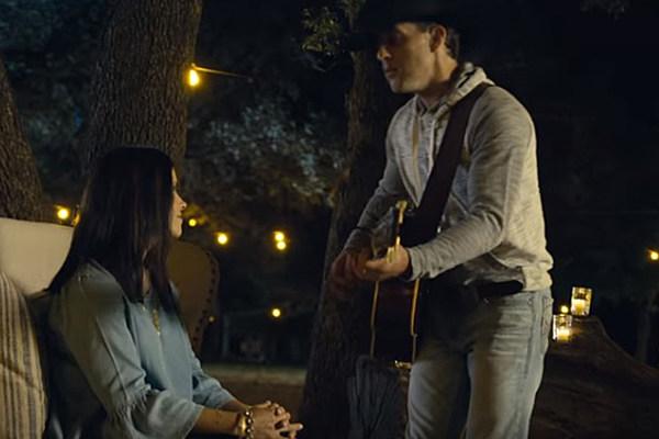 Aaron Watson S Wife Stars In Romantic Video For Run Wild