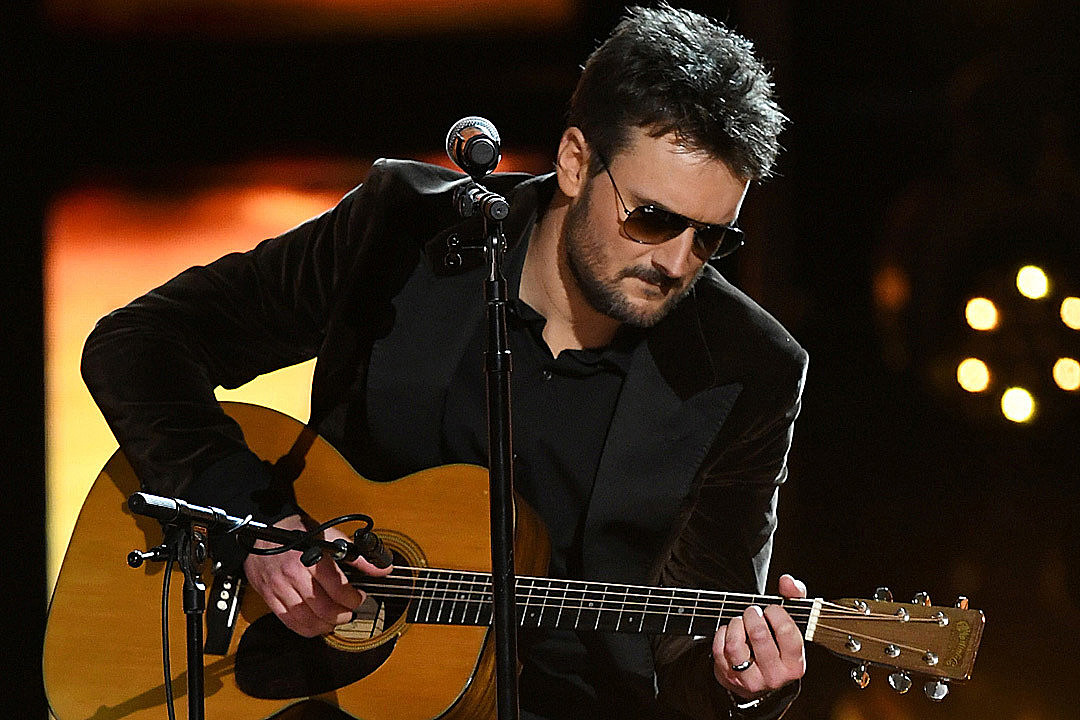 Eric Church Fights Monsters In Emotional New Song Listen