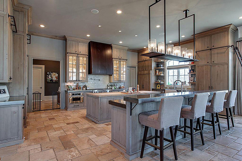 Look Inside Country Stars\' Most Amazing Kitchens! [Pictures]