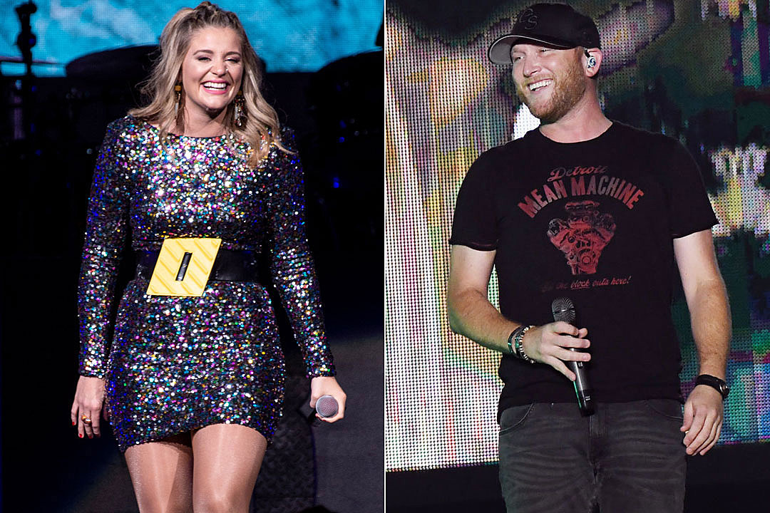 Cole swindell hopes hell be invited to lauren alainas wedding m4hsunfo