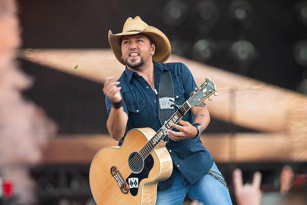 Jason Aldean Announces Free Concert In Nashville