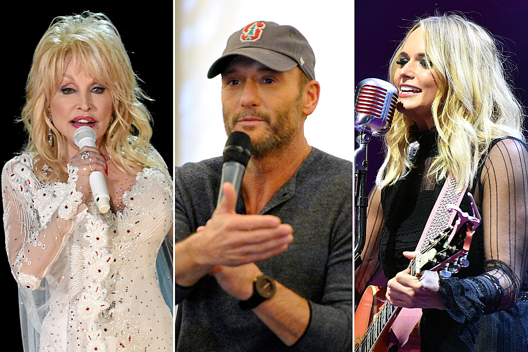 15 Country Stars Who Have Gone Above and Beyond for Charity