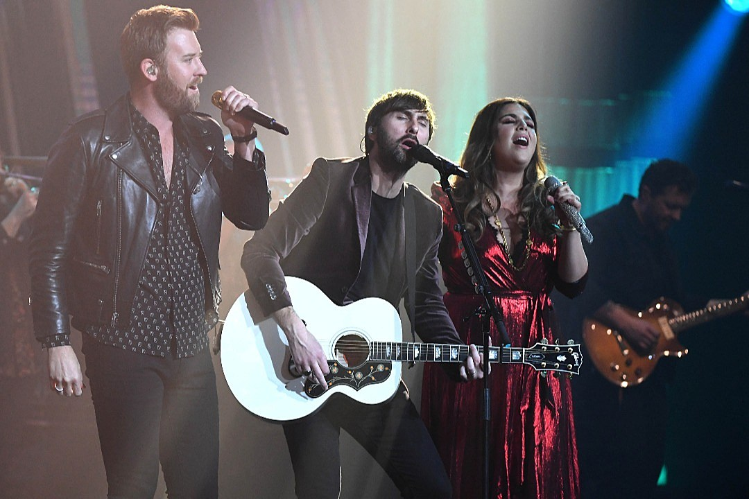 Lady Antebellum's Mini-Mes Look Exactly Like Them, and They're Adorable! [Pictures]