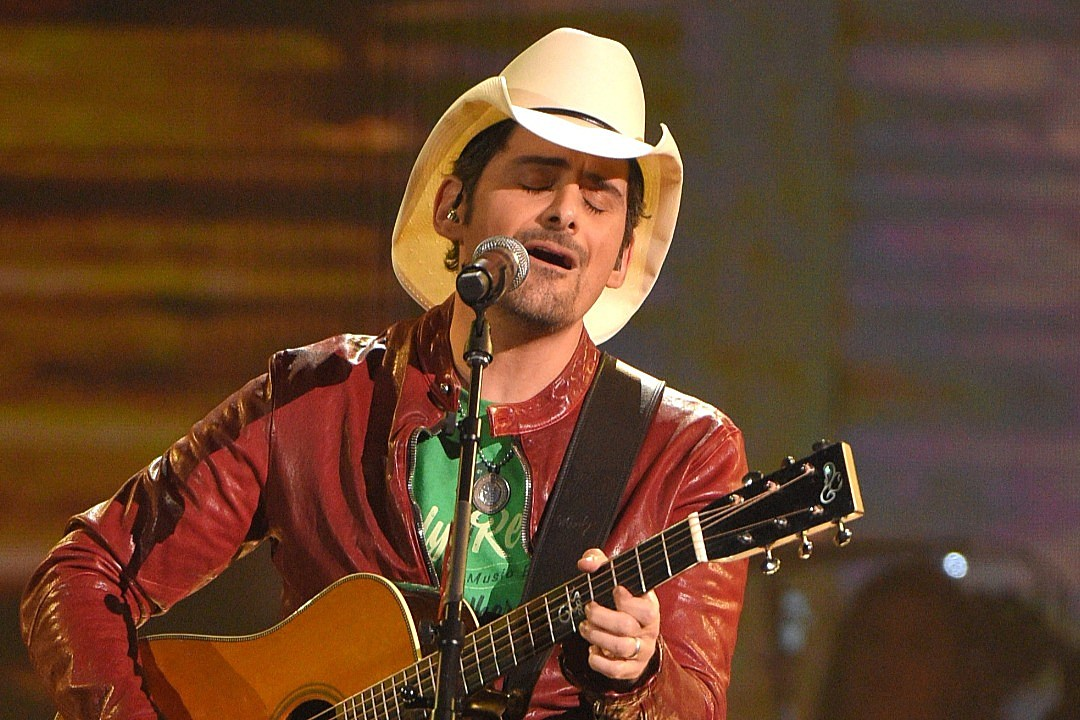 Brad Paisley to Be Featured on Rolling Stones Best-Of Album, 'Honk'
