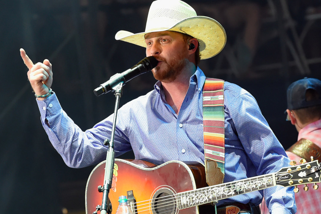 Cody Johnson Will Sing National Anthem At Game 7 Of The World Series