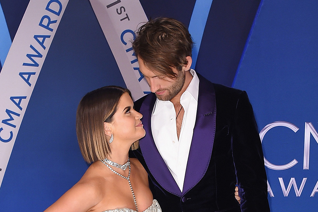 Inside Maren Morris and Ryan Hurd's Sweet Love Story [Pictures]