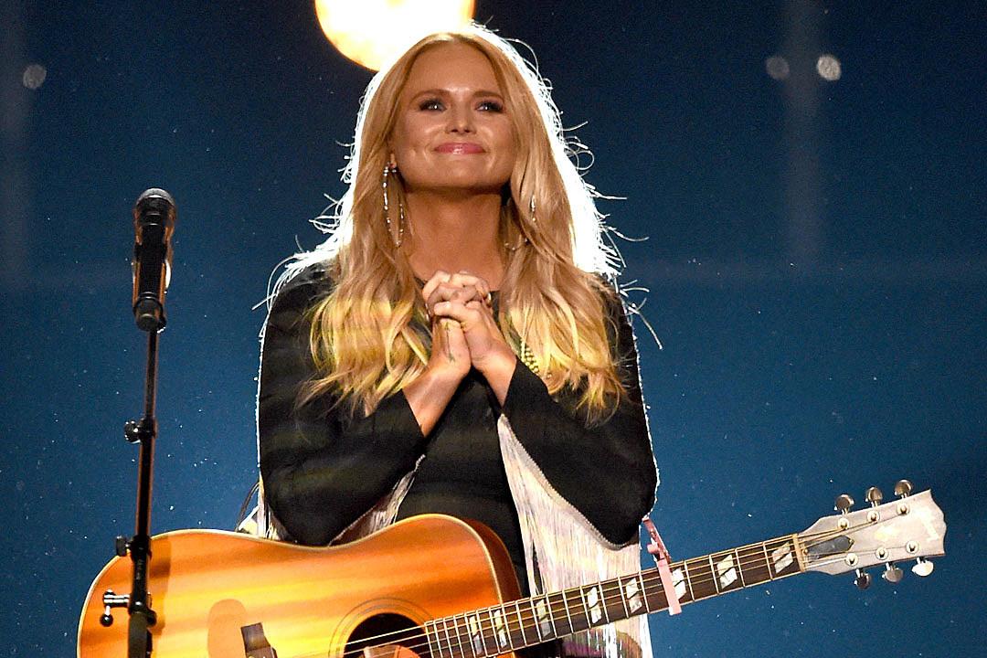 Why Miranda Lambert Cries Singing 'The House That Built Me'