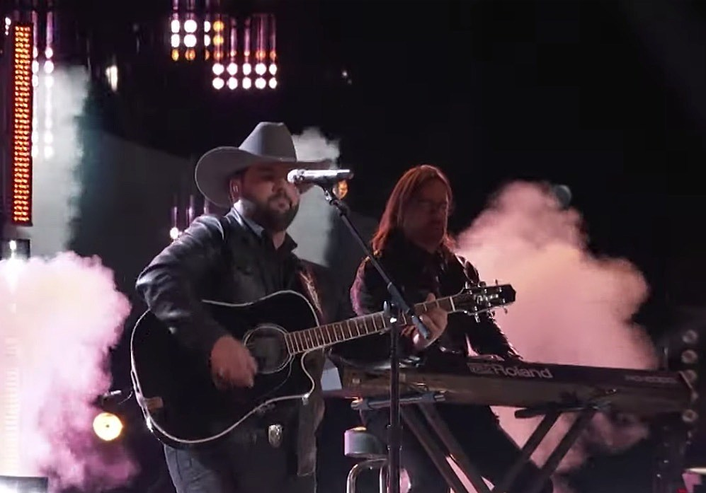 'The Voice': Andrew Sevener Tackles Charlie Daniels Band's 'Long Haired Country Boy'