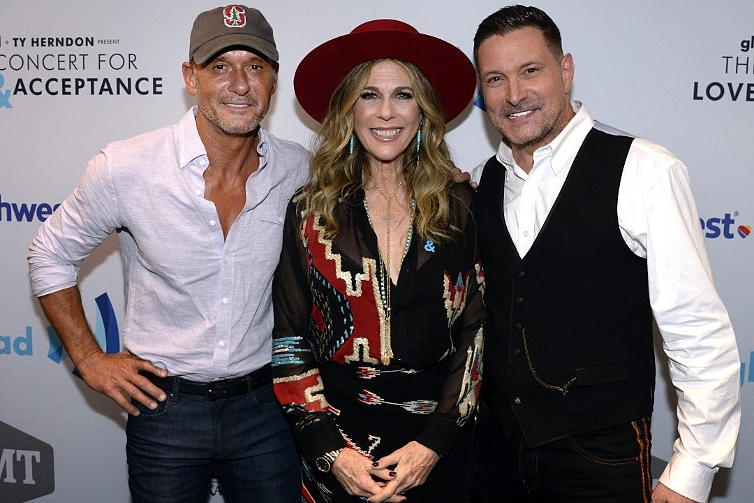 Stars Support Pride Month at Ty Herndon's 2019 Concert for Love & Acceptance