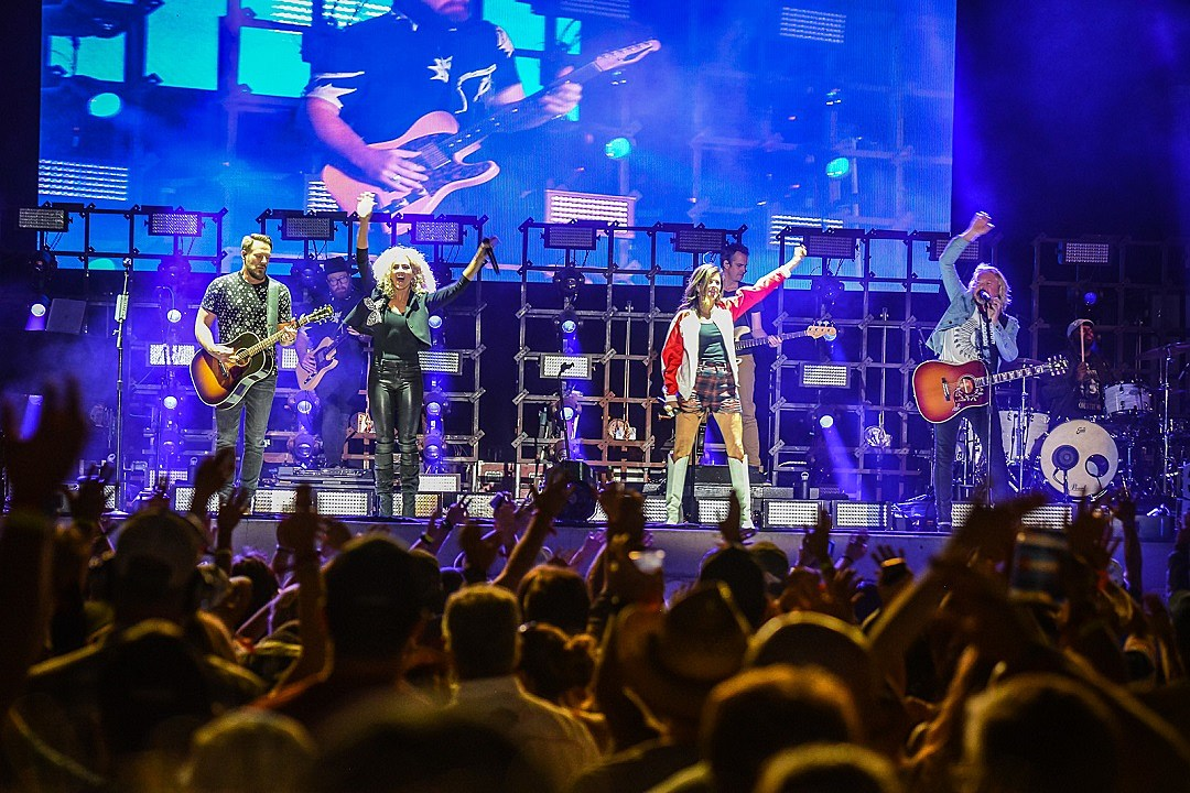 Little Big Town Show Off Those Harmonies at Country Jam 2019 [Pictures]