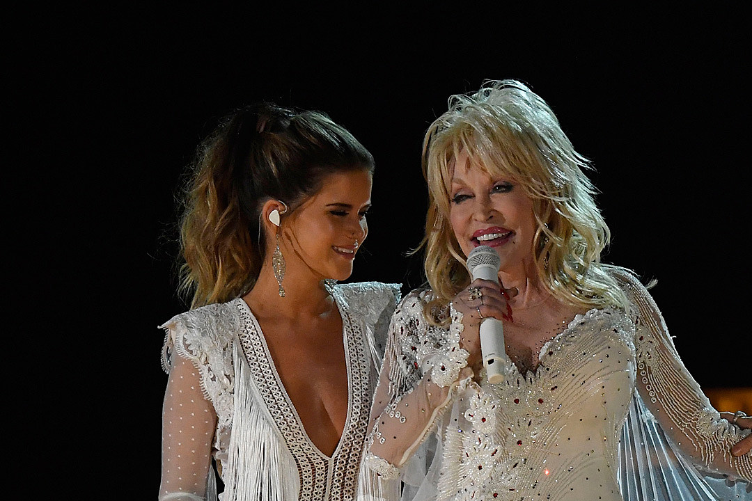 Maren Morris Shares How Dolly Parton Influenced Her Decision to Pose for Playboy