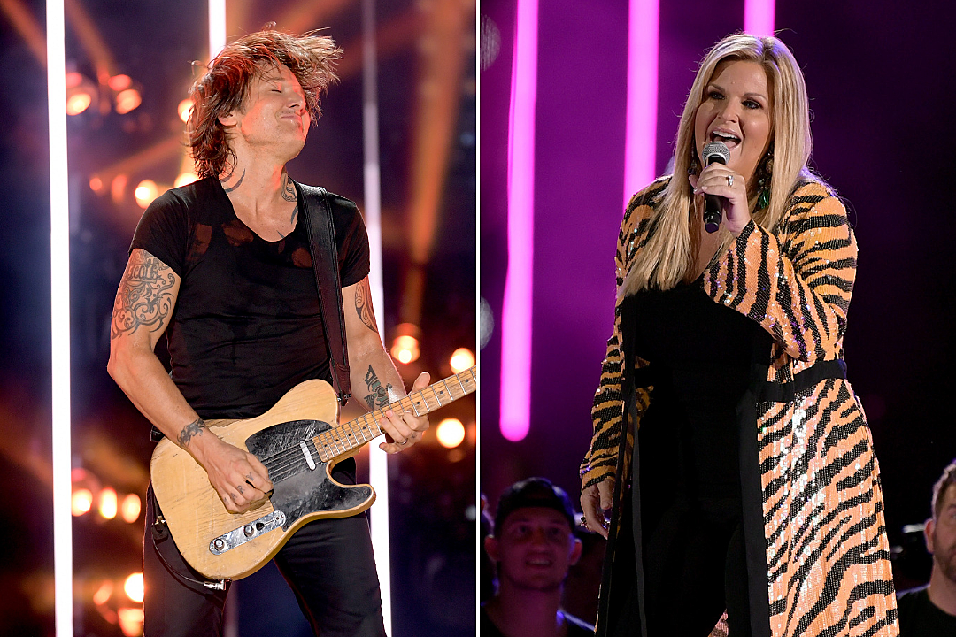 Keith Urban, Trisha Yearwood + More to Appear at 2019 ACM Honors