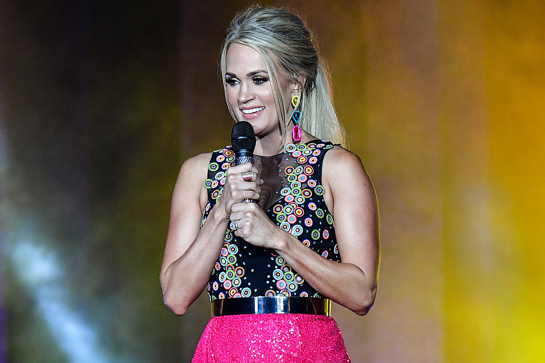 Carrie Underwood Raves Over 2019 CMA Nominations