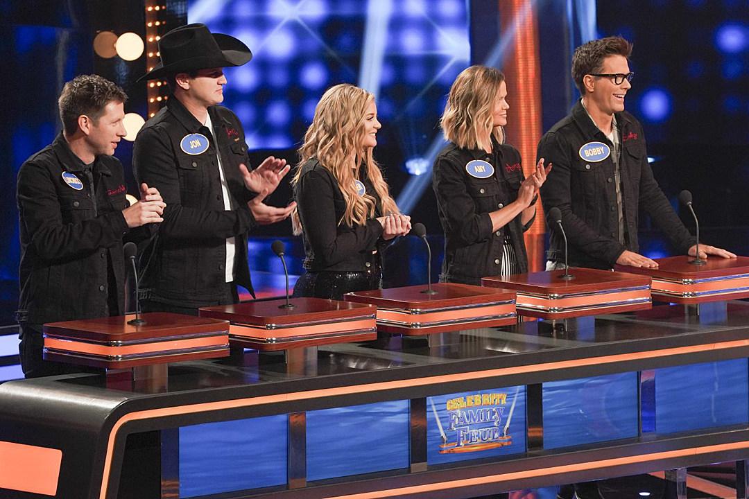Jon Pardi, Lauren Alaina About to Make 'Celebrity Family Feud' Appearance