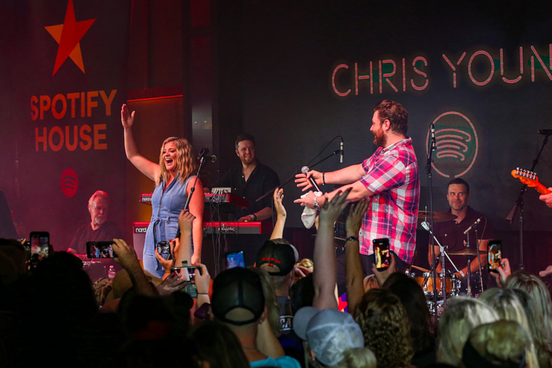 Chris Young Wanted Lauren Alaina — and Only Her — For 'Town Ain't Big Enough' Duet