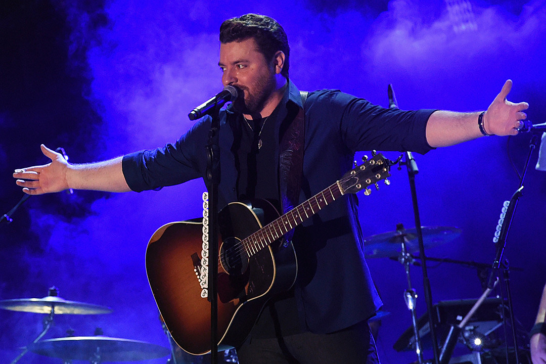 Chris Young Still Can't Believe the Honor His College Just Gave Him