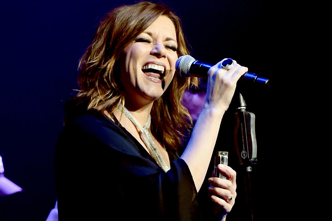 Martina McBride Has Met With Spotify About Gender Disparity