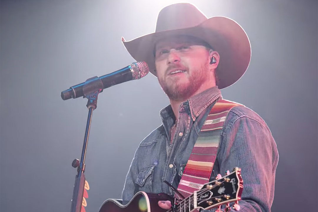 Cody Johnson Makes a Statement With 'Old Town Road' Cover