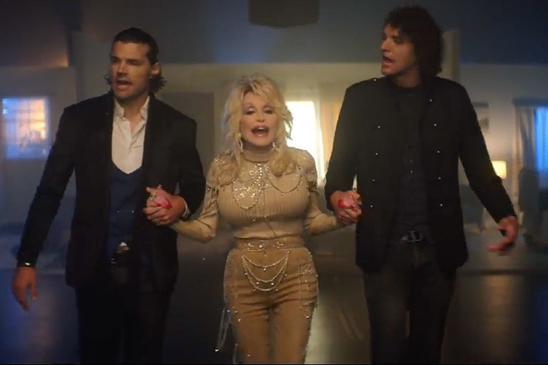 Dolly Parton Joins For King & Country for a Powerful Rendition of 'God Only Knows' [Watch]