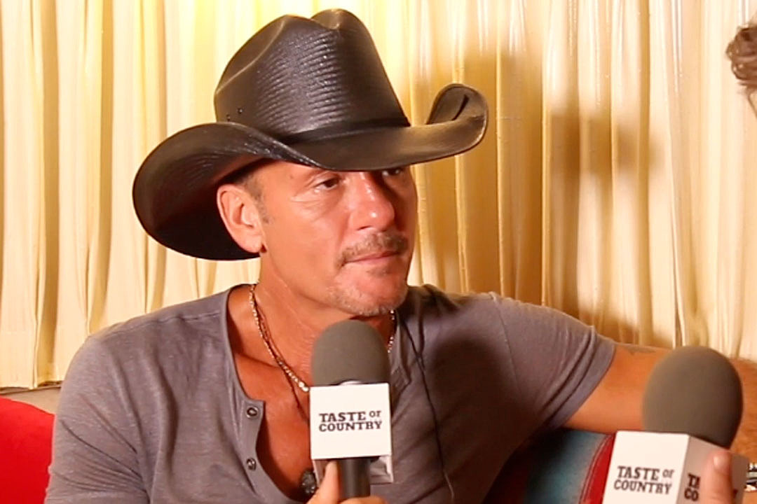 Don't Sleep on Tim McGraw's Next Studio Album