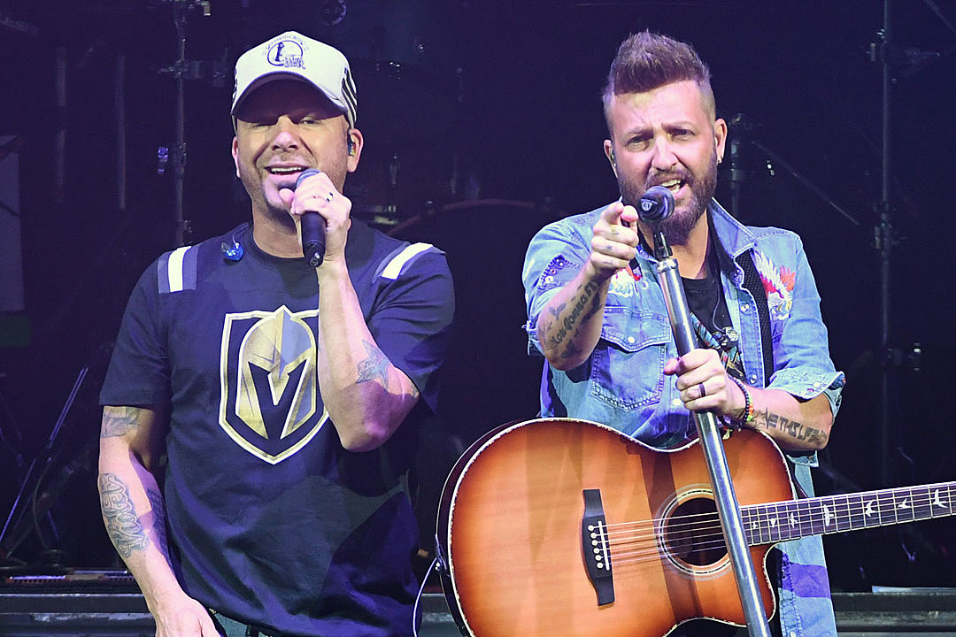 LoCash Hold Back On 'One Big Country Song,' Because They Can [Listen]