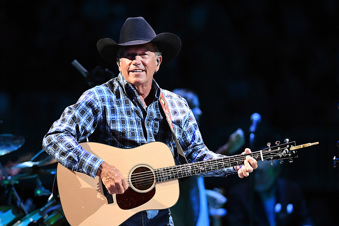 Remember When George Strait Kicked Off His Final Tour?