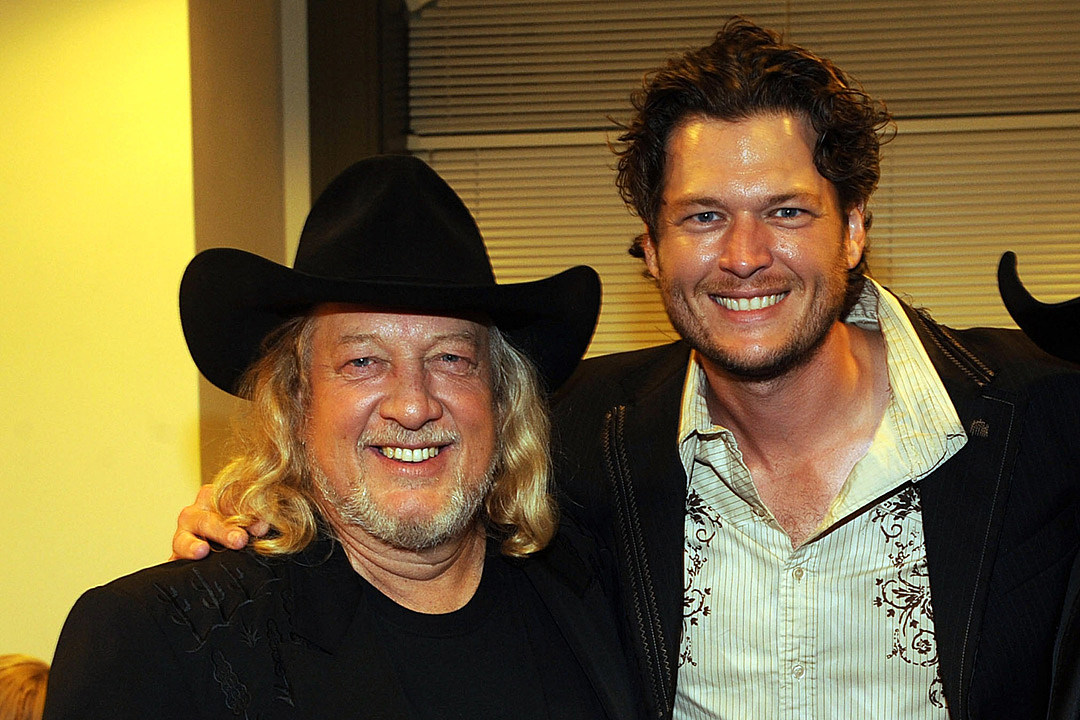Will Blake Shelton Help John Anderson Top the Video Countdown?