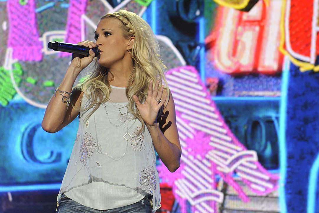 Carrie Underwood CMA Best of Fest