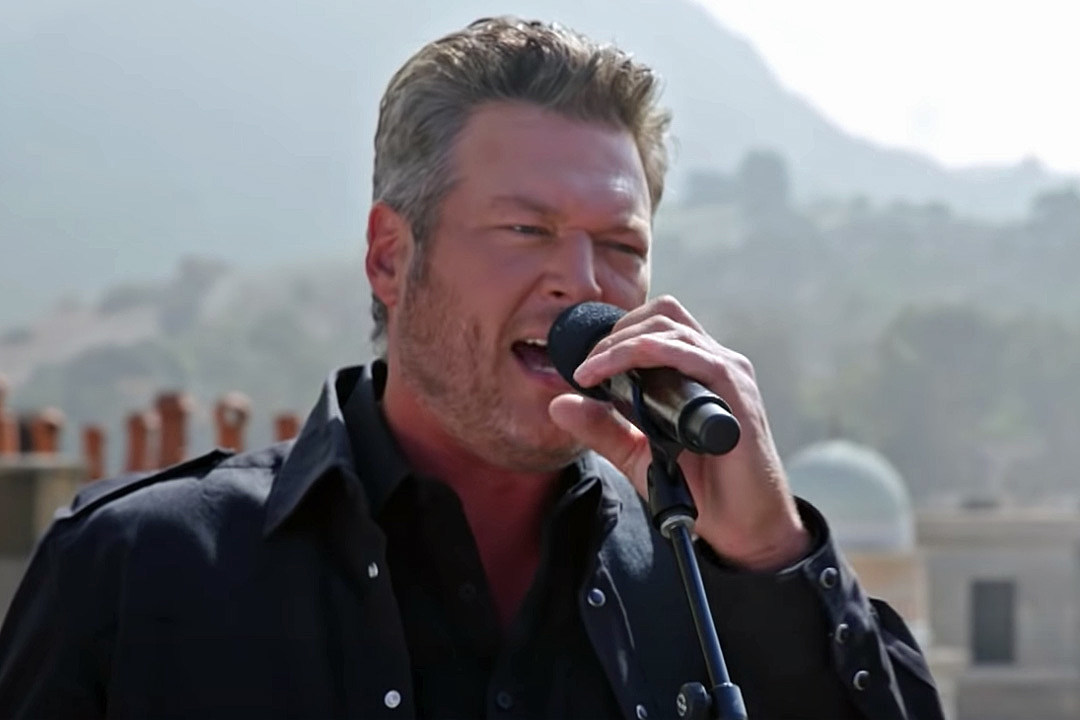 blake shelton gods country agt